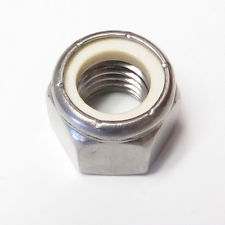 Troy-Bilt Locknut, Hex 1/4-20 (1908125)
