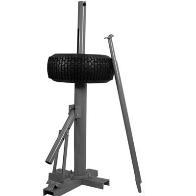 "Economy Tire Changer for 4"" to 12"" Lug Center (Oregon 67-214)"