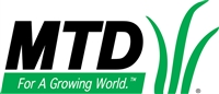 MTD/Troy-Bilt Front Caster Assembly (703-2094-0716)
