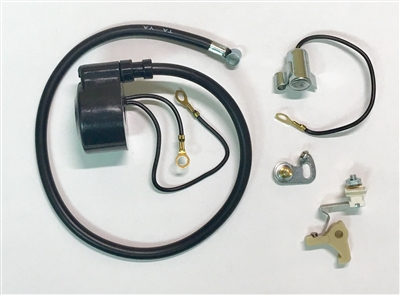 New Tecumseh Ignition Coil w/ Points & Condenser Set 30546 30560A 30547A 30548B