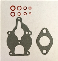 Gravely Model L - Aluminum Zenith Carburetor Gasket Kit (13737)