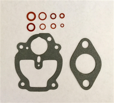 Gravely Model L - Cast Iron Zenith Carburetor Gasket Kit
