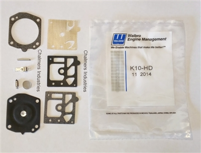 Walbro Carburetor Repair Kit  (K10-HD)