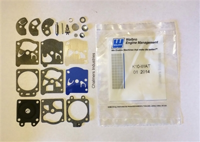 Walbro Carburetor Repair Kit  (K10-WAT)