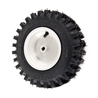 MTD/Troy-Bilt Snow Thrower Wheel 13 x 4 x 6 X-Track (634-04167A-0911)