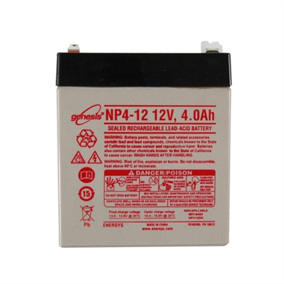 MTD/Troy-Bilt Lawn Tractor Battery (725-04903)