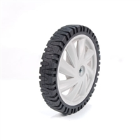MTD/Troy-Bilt Lawn Mower Wheel Asssembly, 12 x 2.125 - Gray (734-04093)