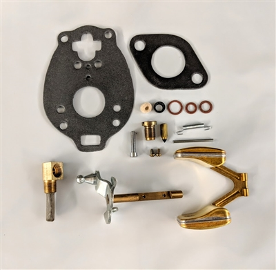 Ford New Holland Tractor Carburetor Kit, Float & Fuel Screen for 2N, 8N, 9N