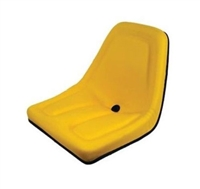 Michigan Style Universal Replacement Tractor Seat (TM333YL)