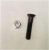 Brush Chipper Knife/Blade Bolt/Fastener 1/2 X 2.5