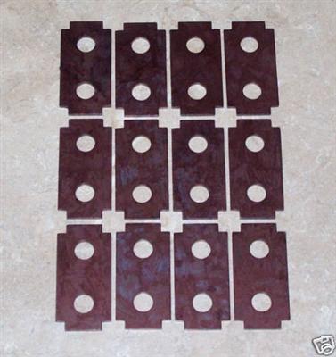 Troy Bilt Tomahawk 12 Chipper Cylinder Hammer Flails