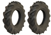 Gravely Model L - 4.80/4.00 X 8 Ag Tread Tires Set of Two (13835)
